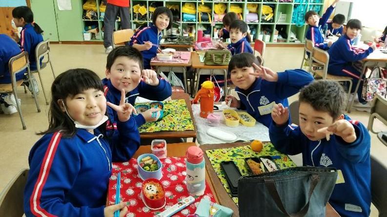 【実践★弁当の日】会津若松市立謹教小学校の「チャレンジ弁当」