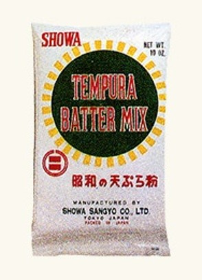 10月1日は「天ぷら粉の日」 昭和産業が「昭和天ぷら粉」発売60周年企画スタート
