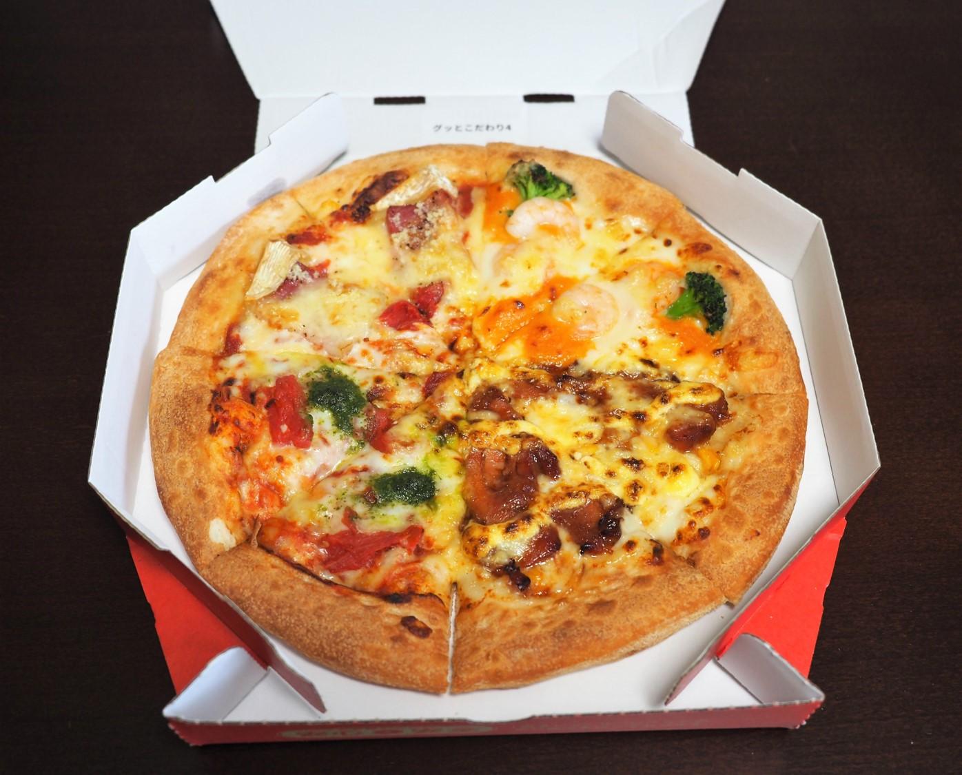 """ピザハットのピザは本当においしくなったのか? """"3大要素""""を改良したピザを実際に食べて検証!"""