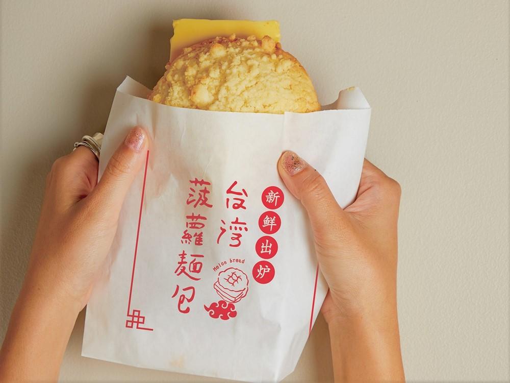 """""""非常識な""""メロンパン 厚切りバターの幸福感"""