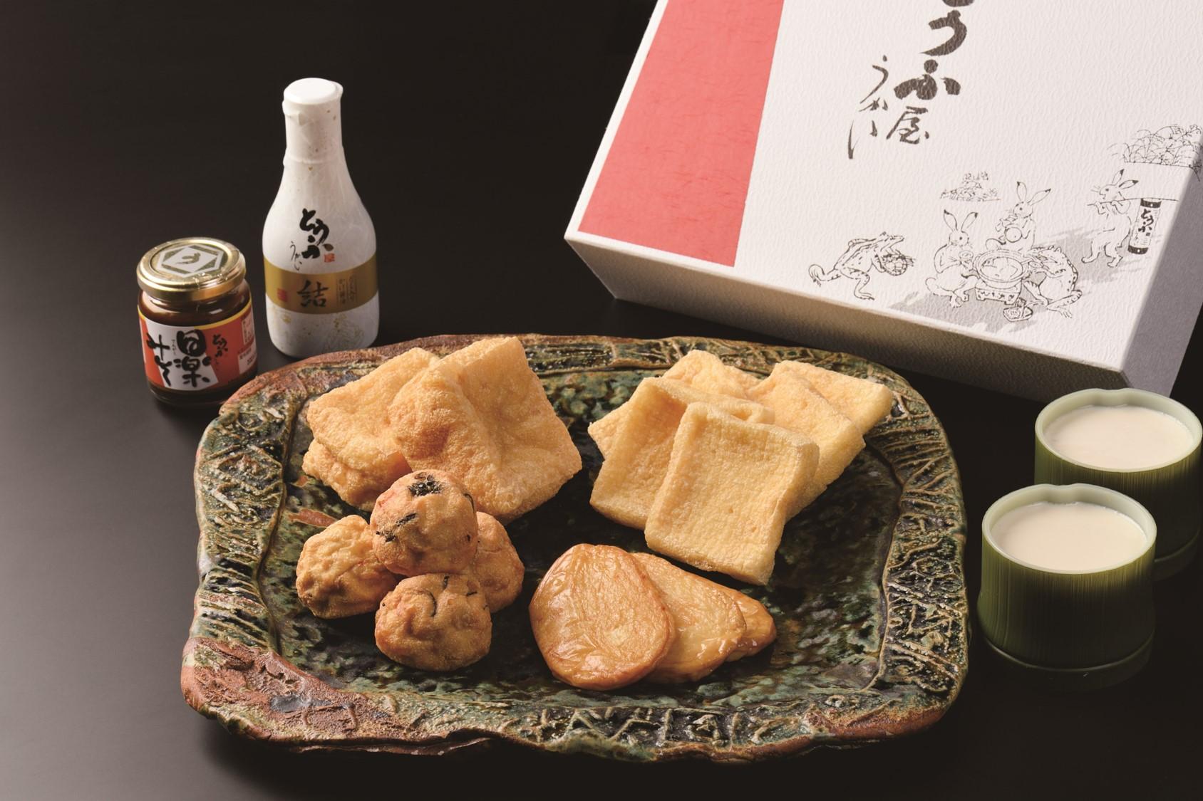 名物「豆水とうふ」を家庭で味わう 「とうふ屋うかい」がオンラインで販売開始