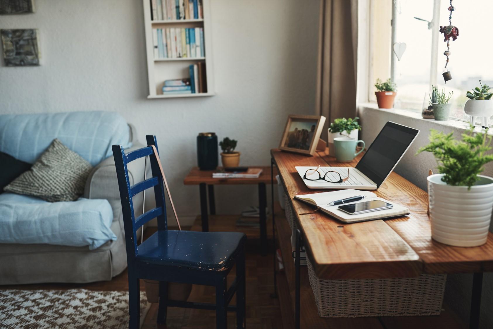 在宅前提なら移住検討 在宅勤務に満足が多数派
