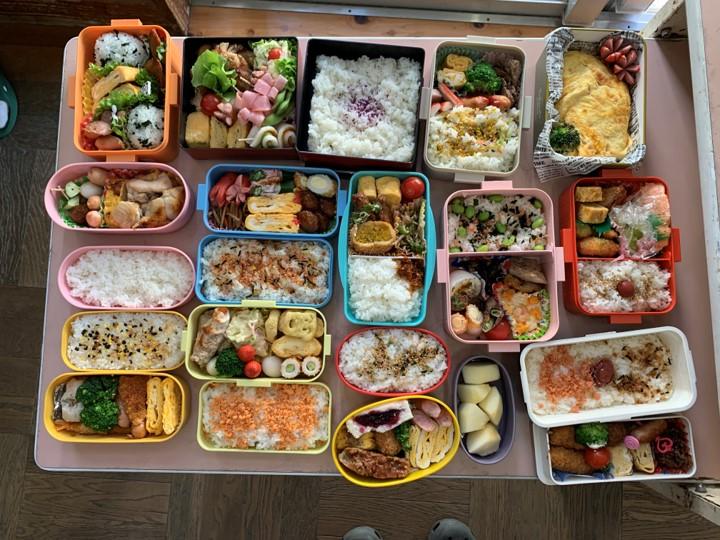 【実践★弁当の日】延岡市立南中学校の「弁当の日」〜みんな頑張りました〜