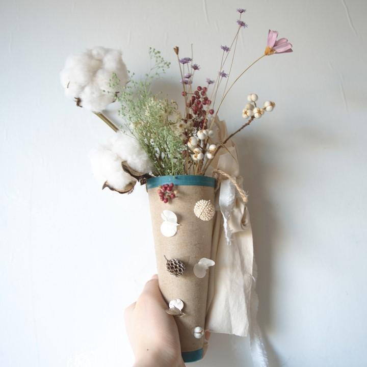 お部屋に新鮮な春の気分を 「春の花のオーナメント」が手軽に作れるキット