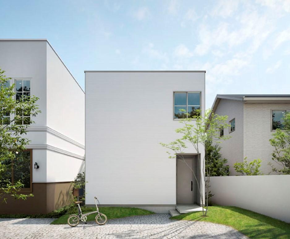 ウェブ限定販売の木造戸建住宅を発売へ 大和ハウス工業の「ライフジェニックダブリュー」