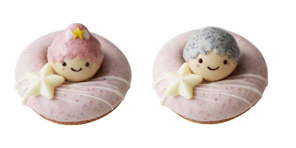 サンリオの人気キャラクターが体に優しいドーナツになって初登場 ホワイトデーのお返しや自分のごほうびに!