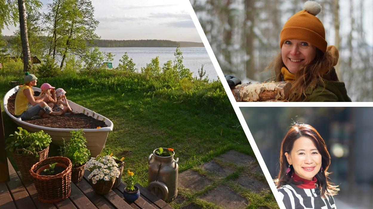 幸福度1位の国フィンランドの秘密  オンラインで学ぶ「幸せ」のヒント