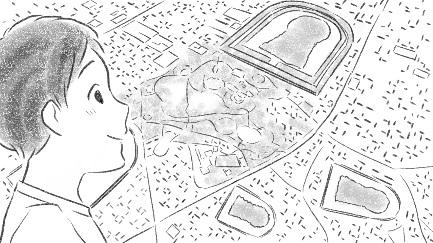 「木が生い茂っているところはだいたい古墳」 イラストレーター山田全自動さ んが「堺市あるある」を紹介