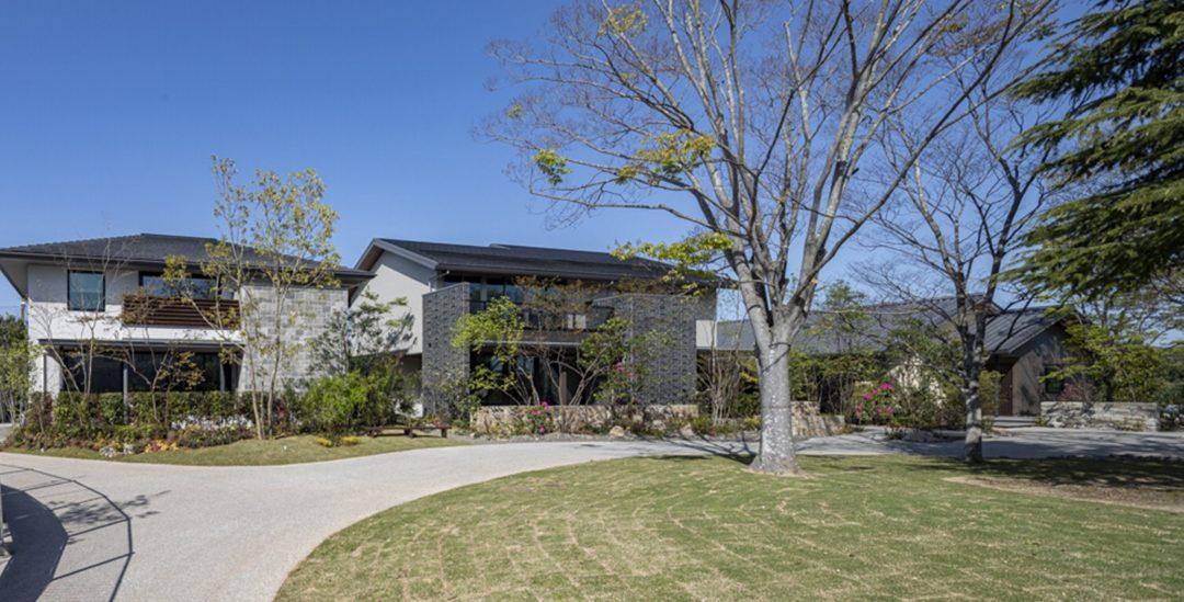 京都の住宅展示施設にライフスタイル型モデルハウスが完成 積水ハウス「みん なの暮らし 4stories」