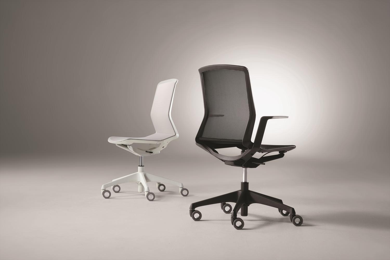 オカムラが国際的なデザイン賞を受賞 オフィスチェア「シナーラ」など4製品
