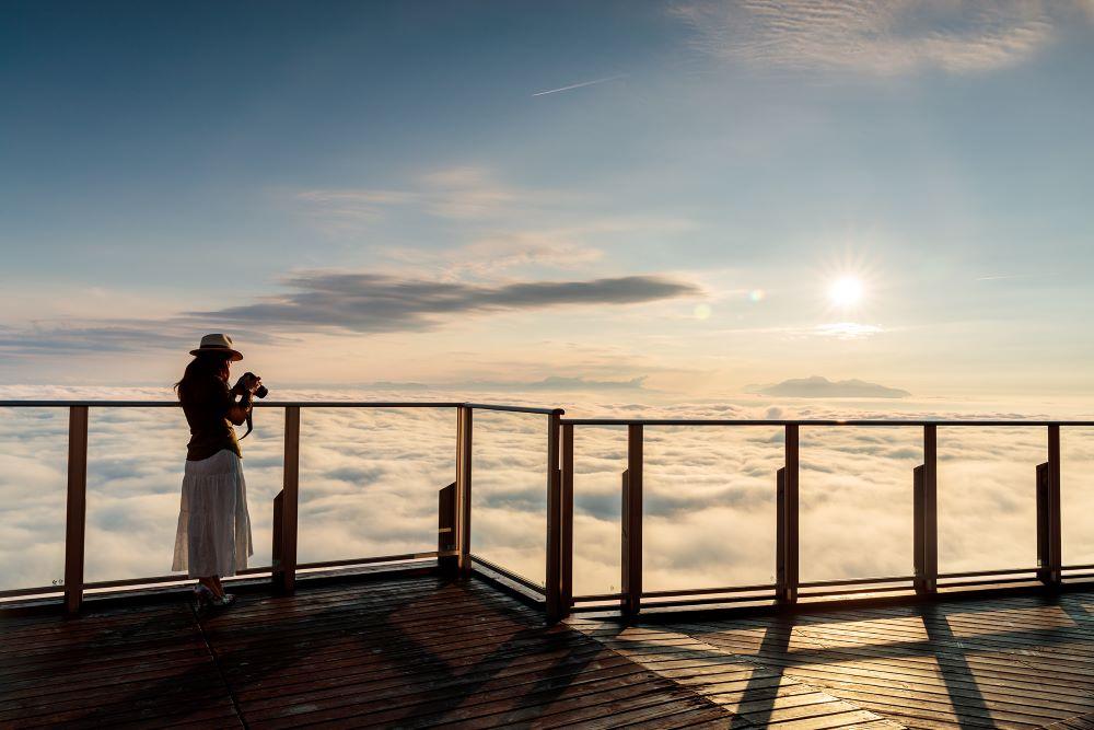 絶対に行きたい信州の絶景 雲海からサンセットまで堪能