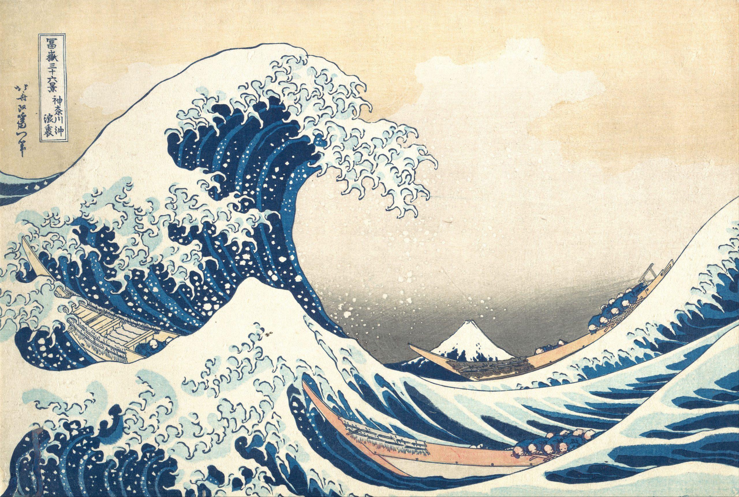 天才絵師の生涯と作品に迫る HOKUSAI PORTALの深さに驚き