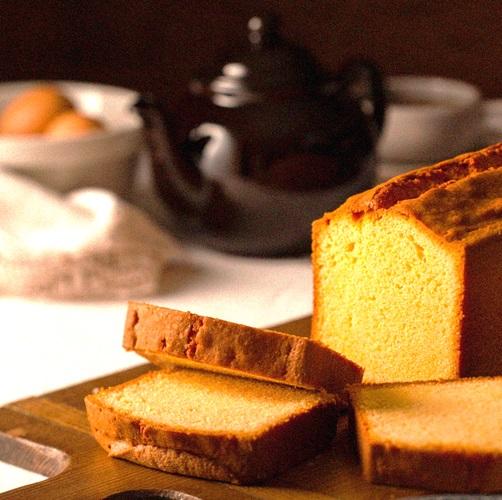 エシレ風キャトルキャール バターの香りを楽しむ