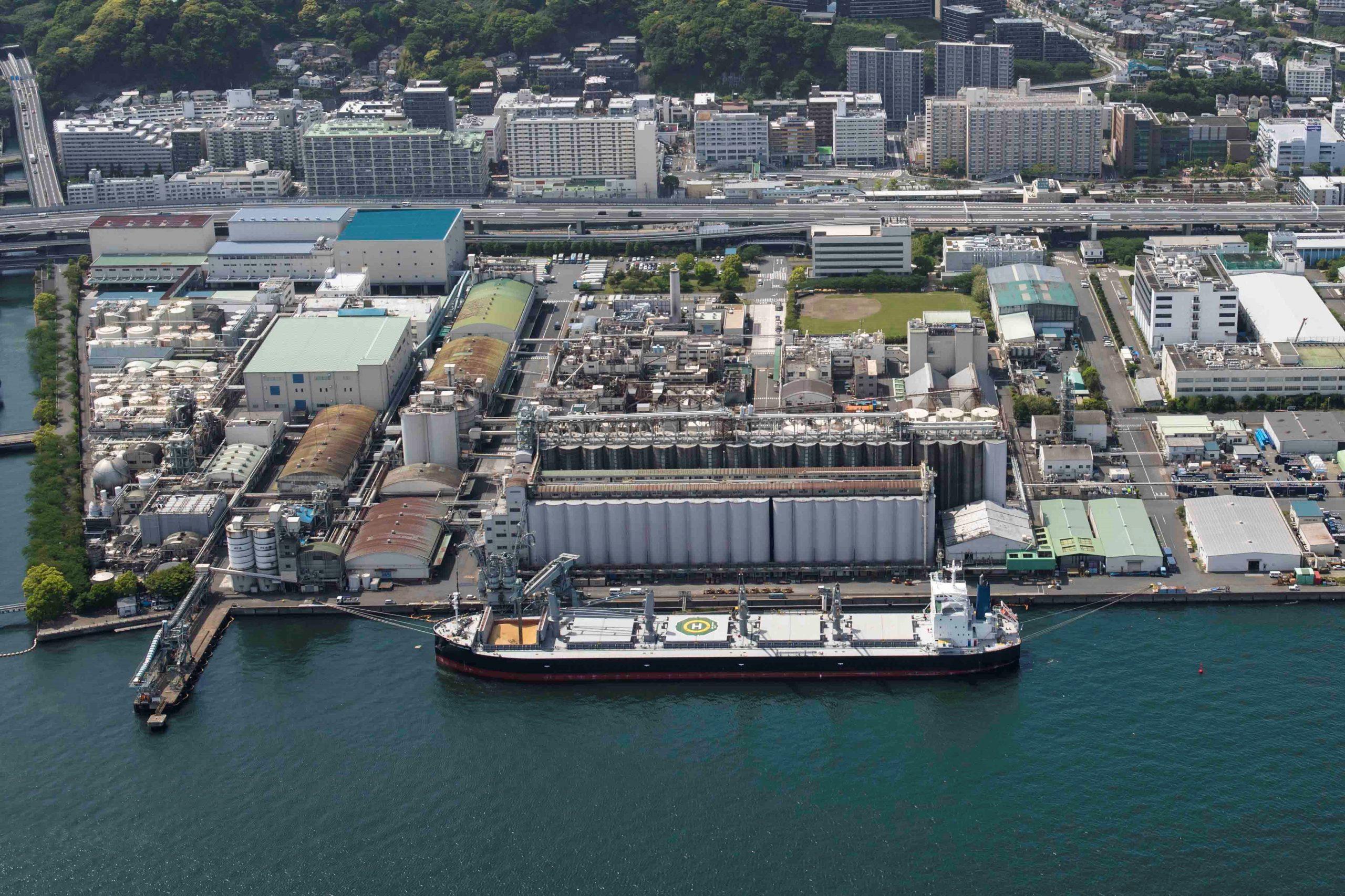 温室効果ガス排出量の削減に大きな実績 日清オイリオ横浜磯子事業場、2度目の「ヨコハマ温暖化対策賞」