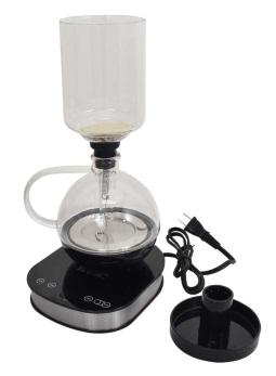 おうちでまるで喫茶店の味わい 電気式サイフォンコーヒーメーカーが登場