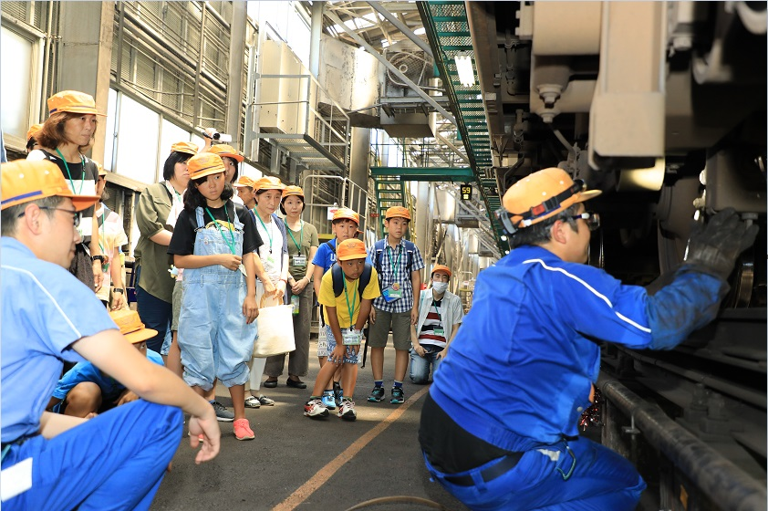 立入禁止の裏側エリアへご案内 小田急電鉄が12月から来年2月に「小田急親子鉄道ゼミ」
