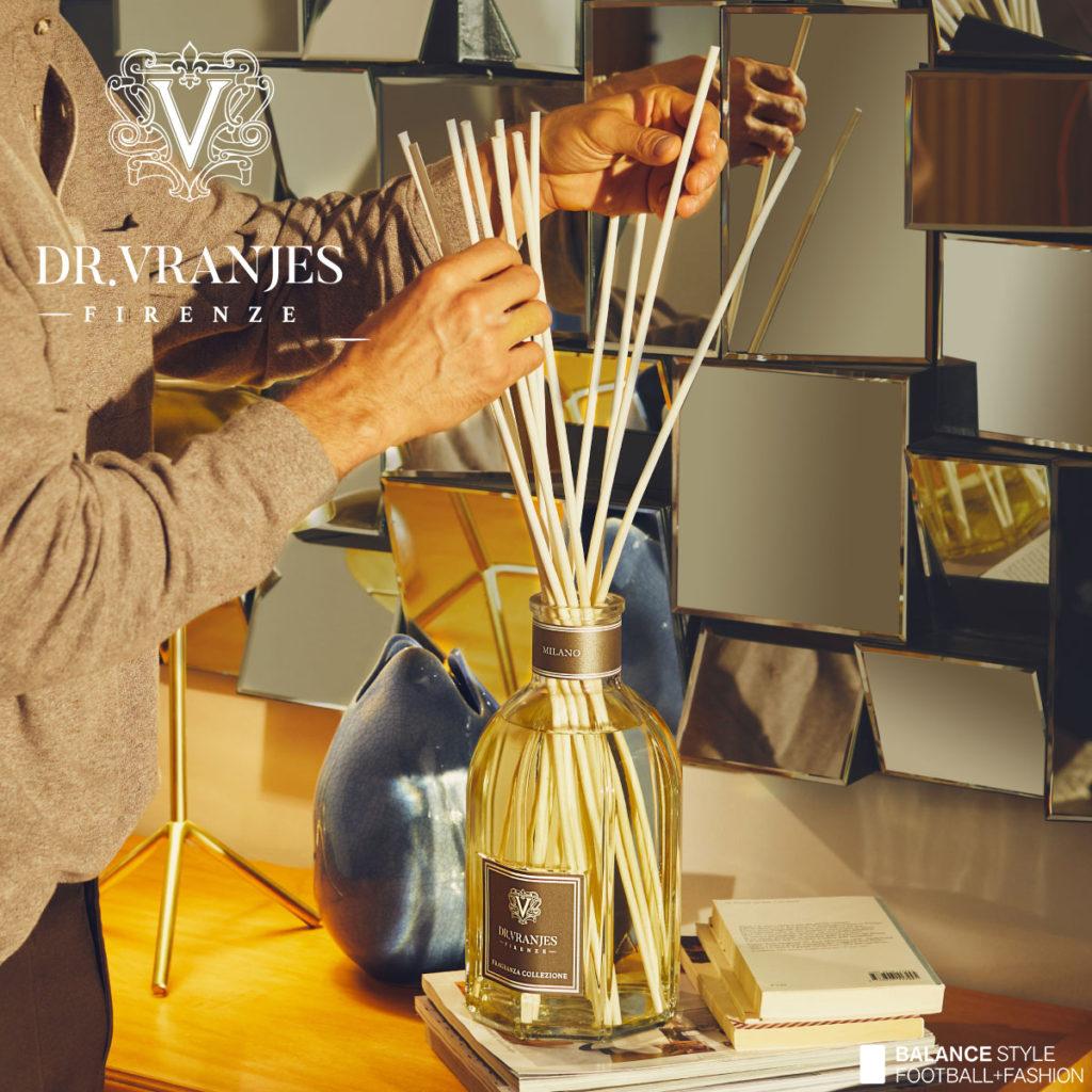 ミラノをイメージした香りとは? ドットール・ヴラニエスの新作