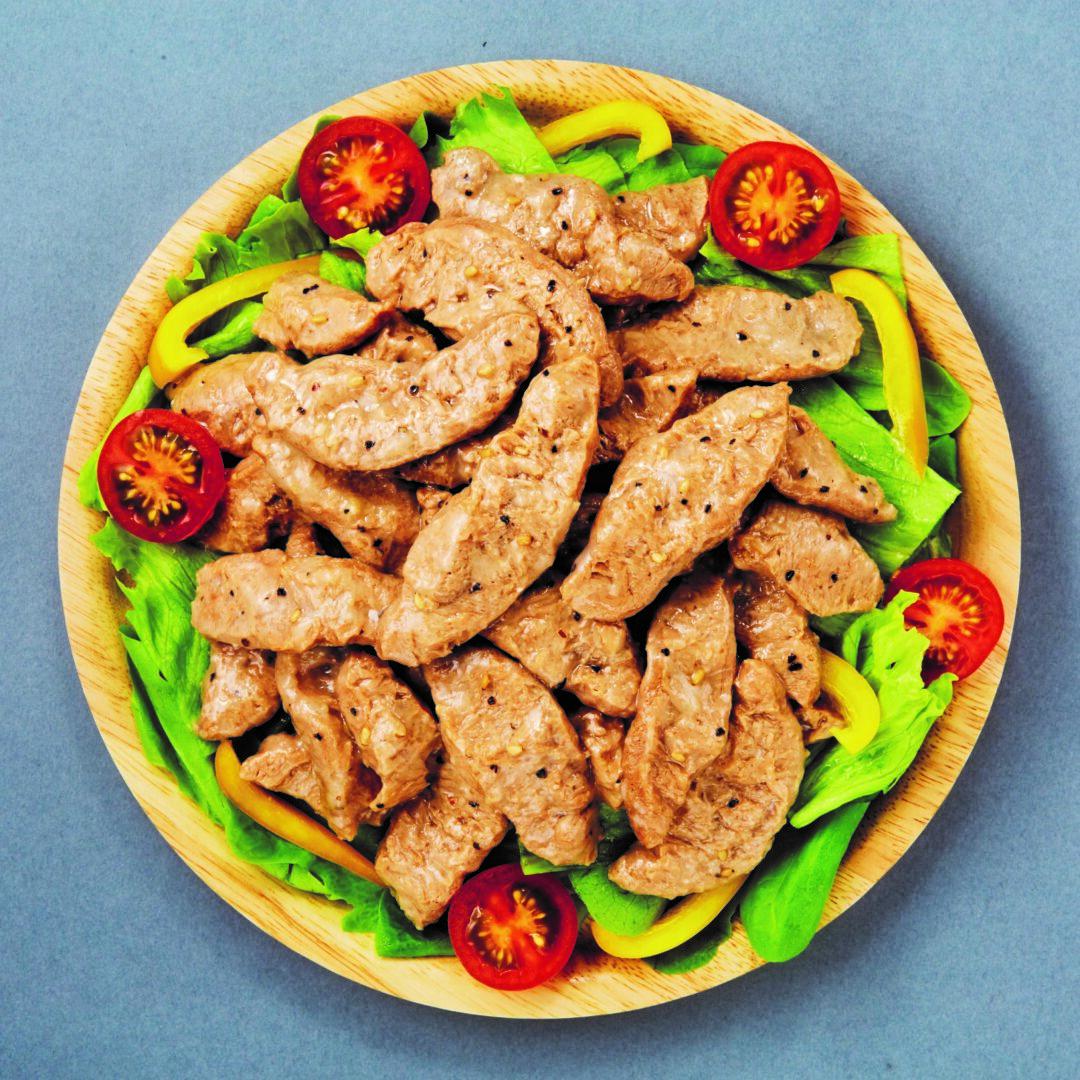前菜からデザートまで植物性たんぱく質を手軽に 「豆腐のお肉」に豆腐のスープ、スイーツも
