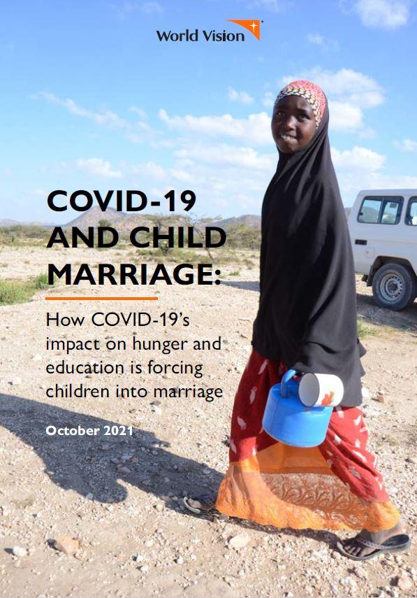 330万人が児童婚のリスクに 国際ガールズ・デーで報告書